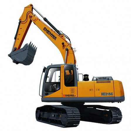 China wholesale Sweet Grabber Machine - XE215C Track Excavator – Xuanhua