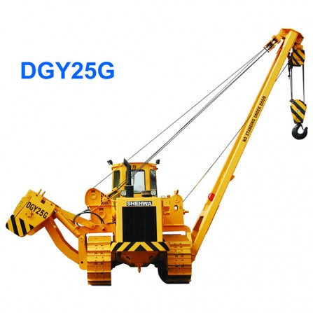 DGY25G Pipelayer