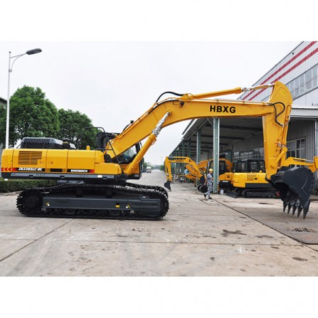 China Gold Supplier for Bagger Excavator - HBXG ZG3365LC-9C Excavator – Xuanhua