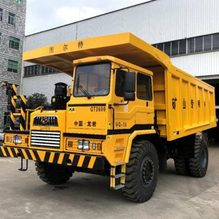Manufacturer of Iron Ore Mining Equipment - GT3600 Mining Truck – Xuanhua