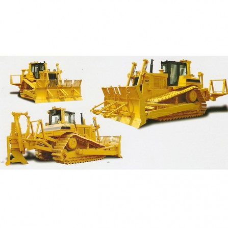 Power Tractor - SD7 Multi-function Bulldozer – Xuanhua