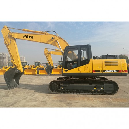 Wheel Digging Machine - HBXG ZG3210-9C Hydraulic Excavator – Xuanhua