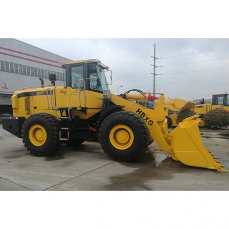 Crawler Loader With 4 In 1 Bucket - HBXG 955T Wheel Loader – Xuanhua
