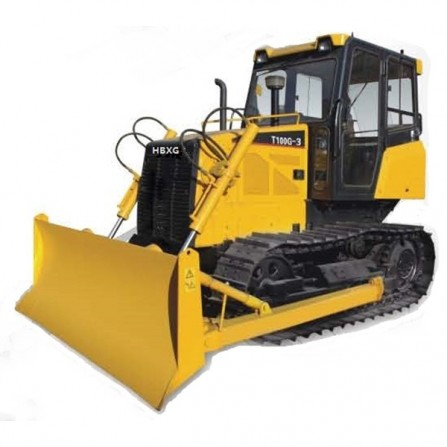 Bulldozer With Steering Wheel - T100G-3 Bulldozer – Xuanhua
