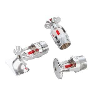 Brass Fire sprinkler head for water sprinkler system