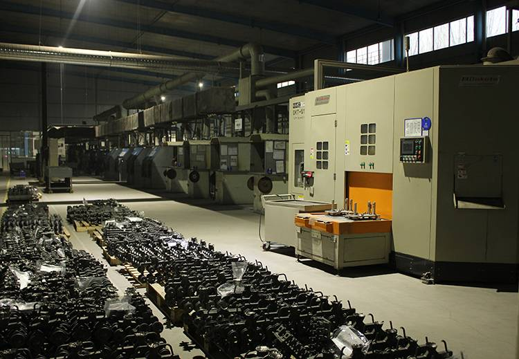 Investment casting foundry (21)