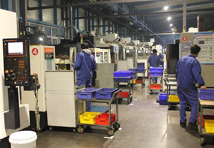 Investment casting foundry (2)