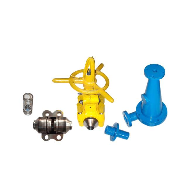 High Quality for Pvc Roof Drain - Valve Parts – Metals & Engineering