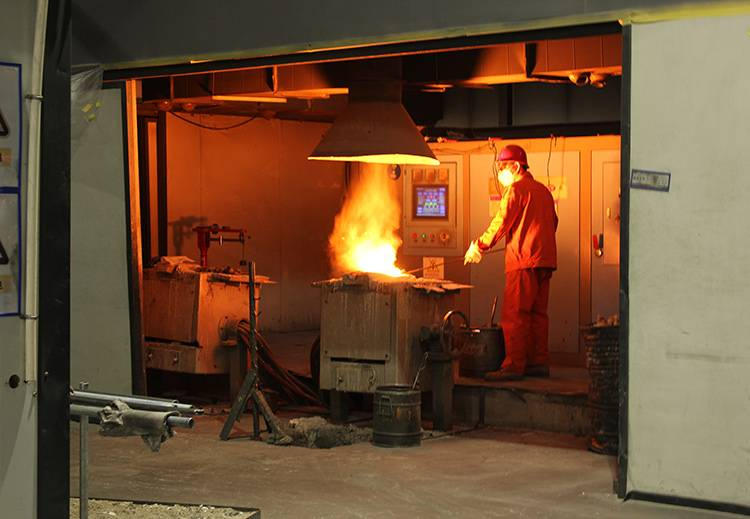 Investment casting foundry (14)