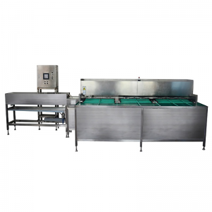 Electronic egg grading Machine