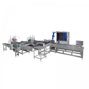2018 wholesale price Egg Tray Packaging Machine - MT-110D Hatching egg grader packer machine – Min-Tai
