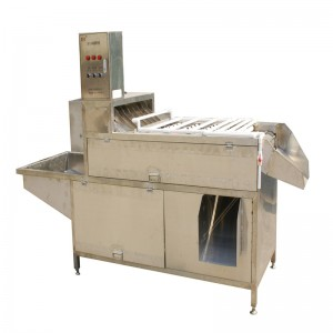 Factory Cheap Hot Egg Boiling And Peeling Production Line - MT-200-1 egg peeling machine – Min-Tai