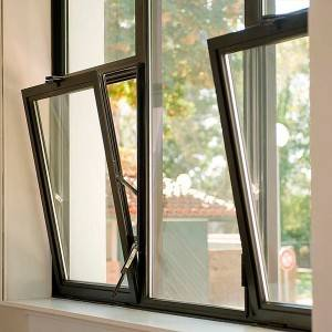Professional China Aluminum Alloy Doors And Windows - Casement window – Mujiang
