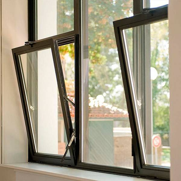 OEM China Sliding Door - Casement window – Mujiang