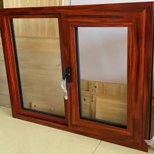 Wholesale Discount Thermal Break Sliding Window - New opening mode – Mujiang