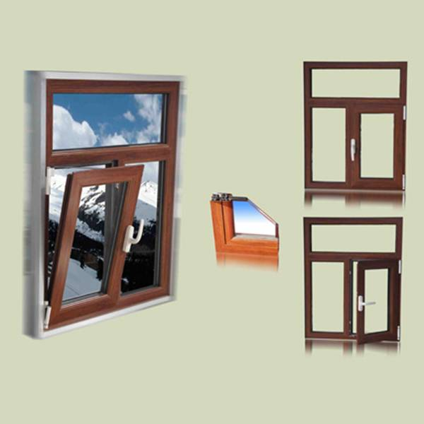 Excellent quality Wooden Outdoor Door - Casement window – Mujiang