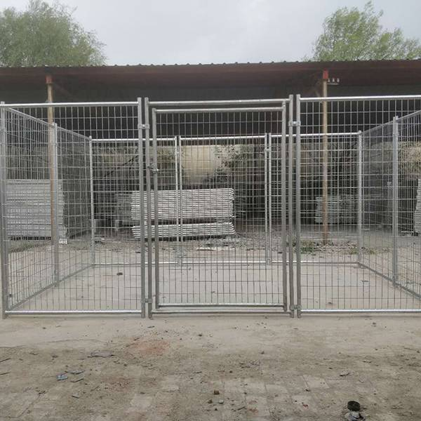 Cheapest Factory High Security Fence - Australia Dog cage – Mujiang