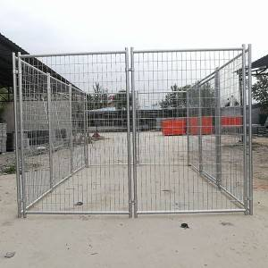 Discount Price Cast Iron Fencing - Australia Dog cage – Mujiang