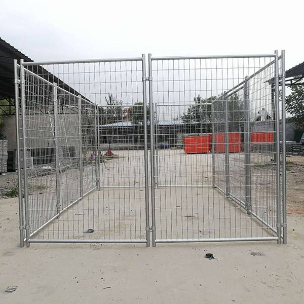 Good User Reputation for Fencing Panels - Australia Dog cage – Mujiang
