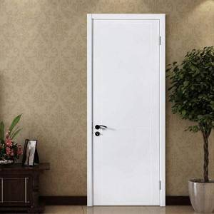 factory Outlets for America Style Door - Solid wood composite baking varnish for flat door – Mujiang