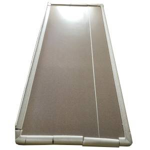 China Cheap price Impact Glass Door - CPL door of the lacquer that bake – Mujiang