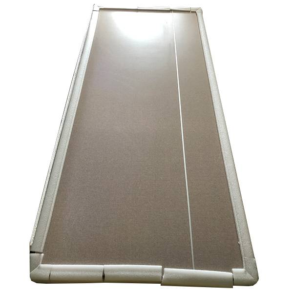 Manufacturing Companies for Wooden Frame Steel Security Door - CPL door of the lacquer that bake – Mujiang