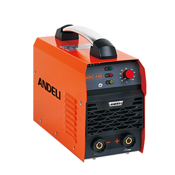 Factory wholesale Diy Igbt Welder – ARC-140 Inverter DC MMA welding machine – Andeli