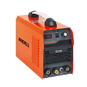 Excellent quality Chinese Tig Welder - TIG-160 Inverter DC TIG/MMA welding machine – Andeli