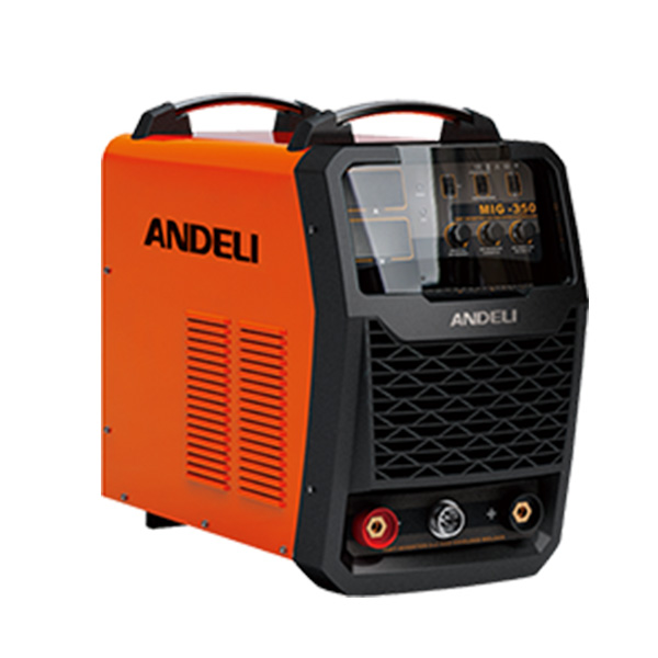 OEM Factory for 250 Amp Single Phase Mig Welder - MIG-350 Inverter CO2 gas shieled welding machine – Andeli
