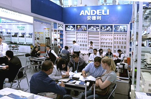 ANDELI Succeed In The 117th Canton Fair