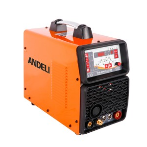 Hot-selling Small Tig Welding Machine - TIG-200P AC/DC Inverter AC/DC TIG/MMA welding machine – Andeli