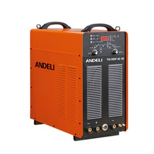 Chinese Professional Hf Frequency Tig Welding Machine - TIG-500P AC/DC Inverter AC/DC TIG/MMA welding machine – Andeli