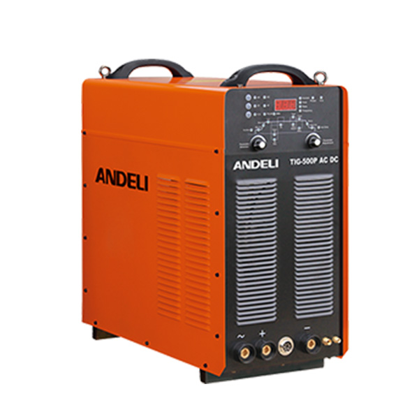 Factory wholesale 220v/440v Tig Welding Machine - TIG-500P AC/DC Inverter AC/DC TIG/MMA welding machine – Andeli