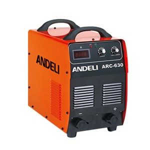 Manufacturer for Igbt Module Arc Welding Machine - ARC-630 Inverter DC MMA welding machine – Andeli