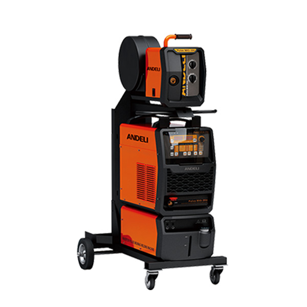 Wholesale Price China Mig Welder - P-MIG-350H Inverter pulse MIG/MAG welding machine – Andeli