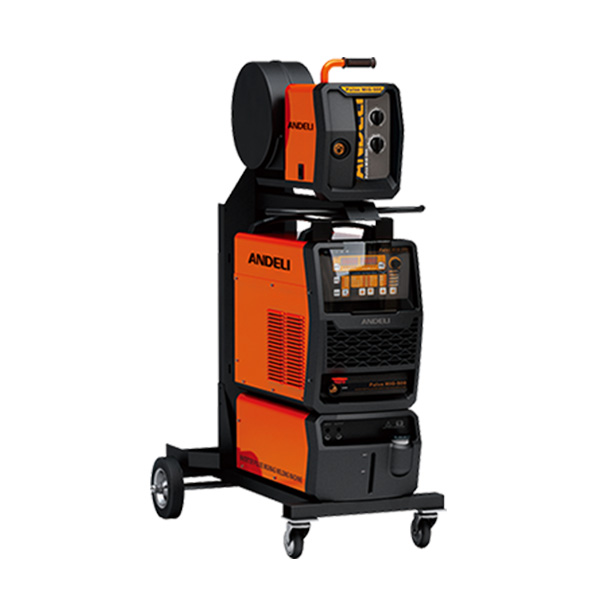 Bottom price 230v Mig Welder - P-MIG-500H Inverter pulse MIG/MAG welding machine – Andeli