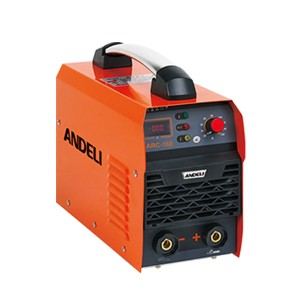 Factory wholesale Diy Igbt Welder – ARC-160 Inverter DC MMA welding machine – Andeli