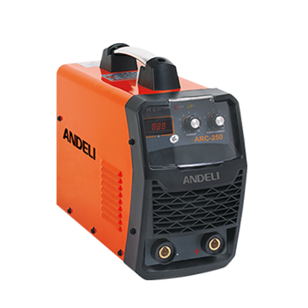 New Arrival China Arc 250 Welding Machine - ARC-250 Inverter DC MMA welding machine – Andeli