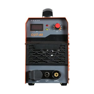 Good quality Ct416 Plasma Cutter - CUT-40 Inverter DC air plasma cutter – Andeli