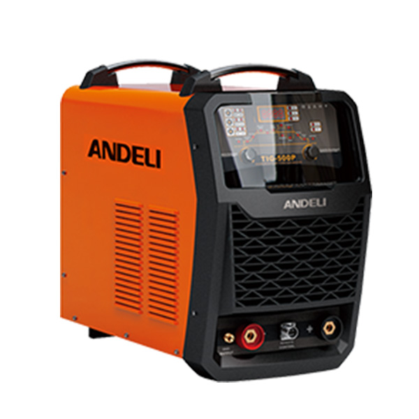 Excellent quality Chinese Tig Welder - TIG-500P Inverter DC pulse TIG/MMA welding machine – Andeli