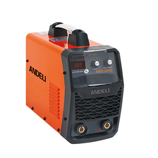 Bottom price Portable Stick Welder - ARC-200S Inverter DC dual voltage MMA welding machine – Andeli