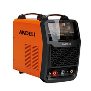 Reasonable price Small Tig Welder - TIG-400P Inverter DC pulse TIG/MMA welding machine – Andeli
