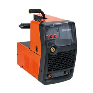 Europe style for 220v Welding Machine – MIG-200P Inverter pulse MIG/MAG welding machine – Andeli