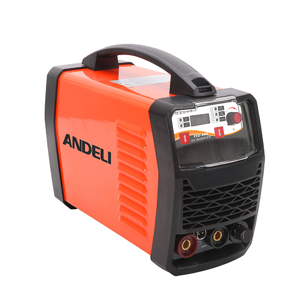 Fast delivery Mma 140 Inverter Welder - TIG-200 Inverter DC TIG/MMA welding machine – Andeli