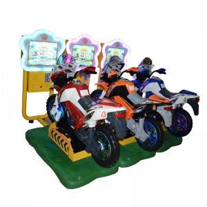 Good Quality Kiddie Ride - Coin Operated 3d Motor Kiddie Ride Video Games Swing Machine – Meiyi