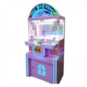 China wholesale Capsule Toy Vending Machine - Coin operated mini claw crane machine manufacturer – Meiyi