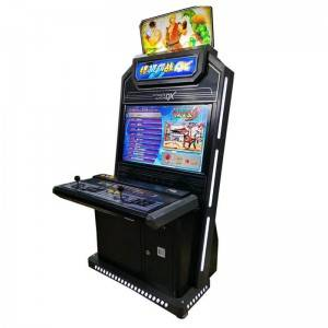 Coin operated 32LCD pandora's box arcade games machine manufacturer
