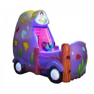PriceList for Kiddie Ride Horse - NEW ARRIVAL coin operated 3D kiddie ride dinosaur shooting ball game machine – Meiyi