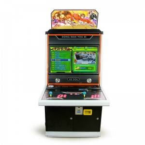 Hot sale Motorcycle Arcade Machine - Coin operated pandora 9D arcade fighting games machine for 2 players – Meiyi