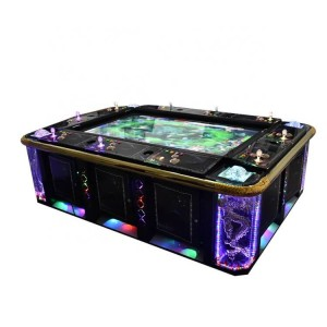 popular gambling game machine fish hunter arcade game machine